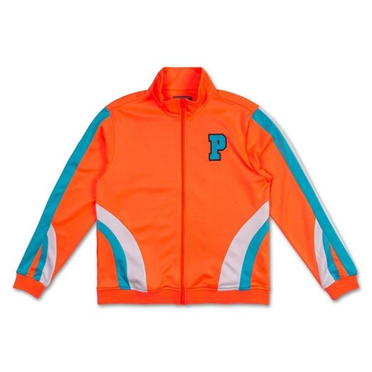 Picture of BOLD TRACK FULLZIP Orange