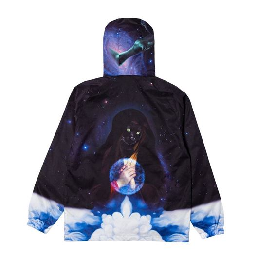 Picture of Galaxy Gypsy Anorak Black