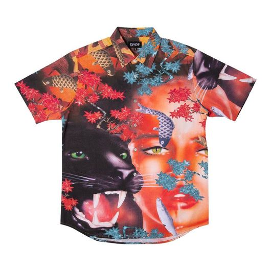 Picture of KOI SS Button Up Multi
