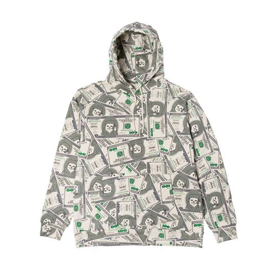 Picture of Money Bag Hoodie Green