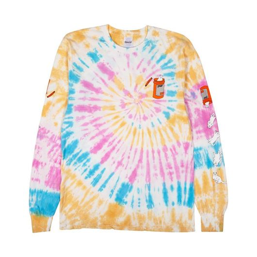 Picture of Nermal Pills LS  Gold Rainbow Wash