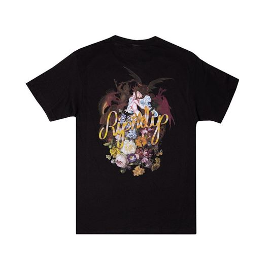 Picture of Angel & Devil Tee Black