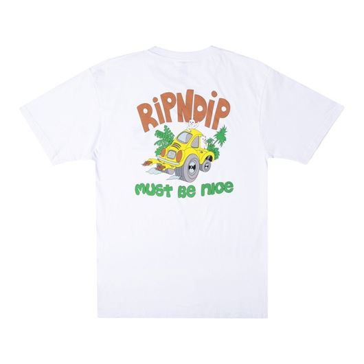Picture of Buggy Nerm Tee White