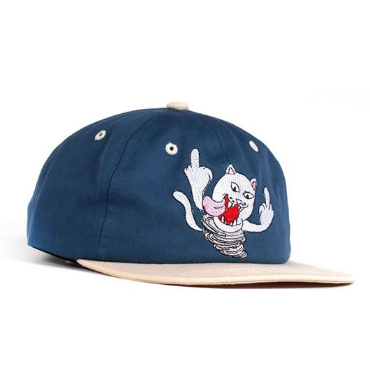Picture of Nermanian Devil Strapback Tan / Green