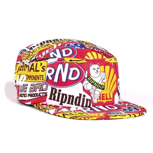 Picture of Racing Painter Cap Multi