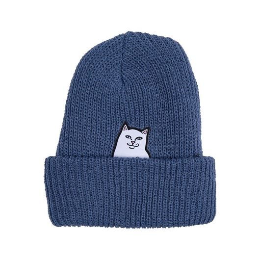 Picture of Lord Nermal Rib Beanie Blue