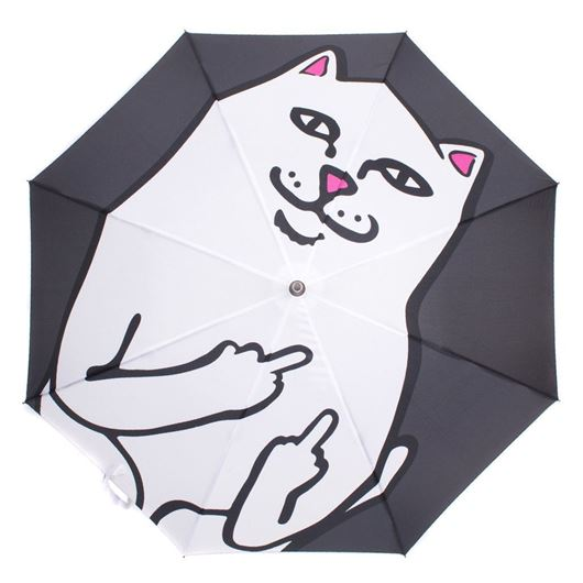 Picture of Lord Nermal Umbrella Black