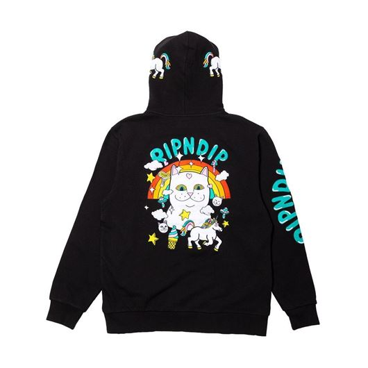 Picture of Nermland Hoodie Black