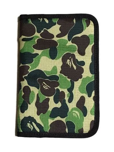 Picture of MULTI CASE WALLET ORGANIZER Camo