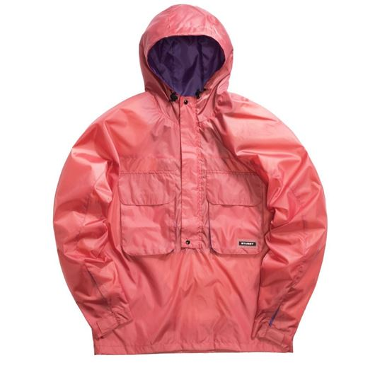 Picture of DRIFT PULLOVER JACKET Pink