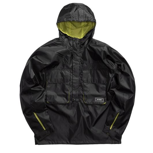 Picture of DRIFT PULLOVER JACKET Black