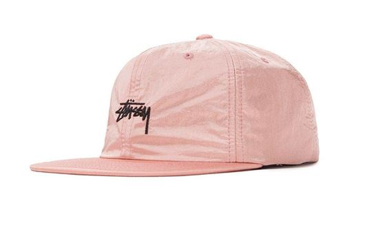 Picture of STOCK TASLAN STRAPBACK CAP Pink