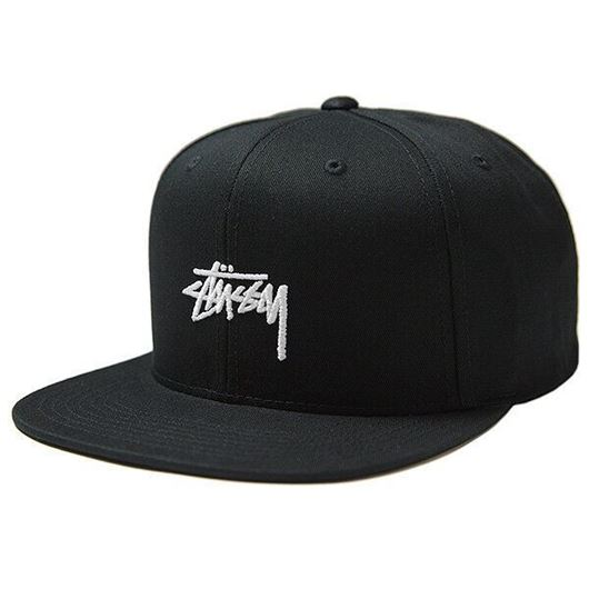 Picture of SU19 STOCK CAP Black
