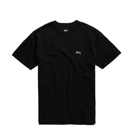 Picture of STOCK S/SL CREW Black