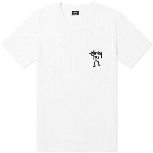 Picture of WARRIOR MAN TEE White