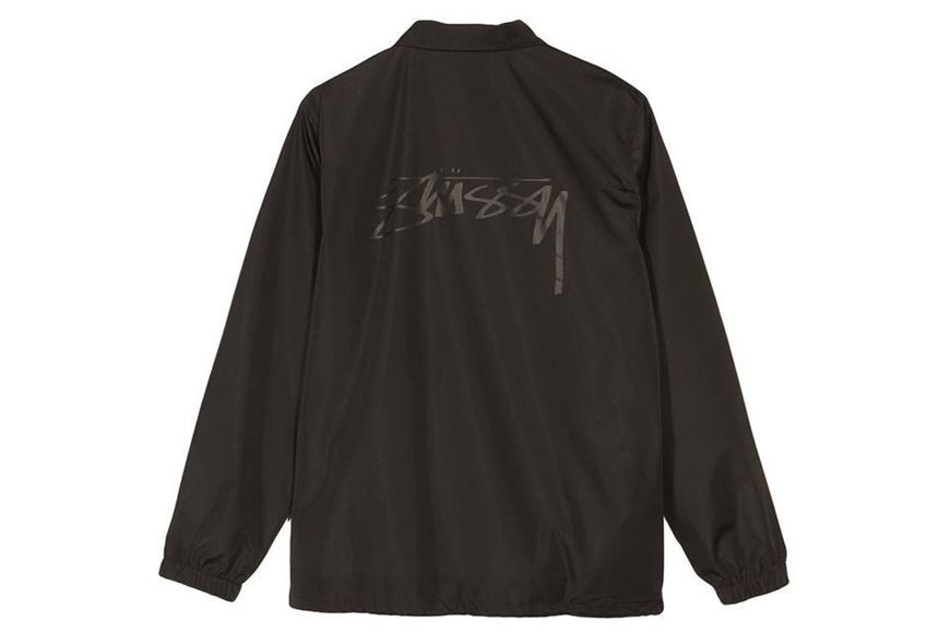 Picture of CRUIZE COACH JACKET Black