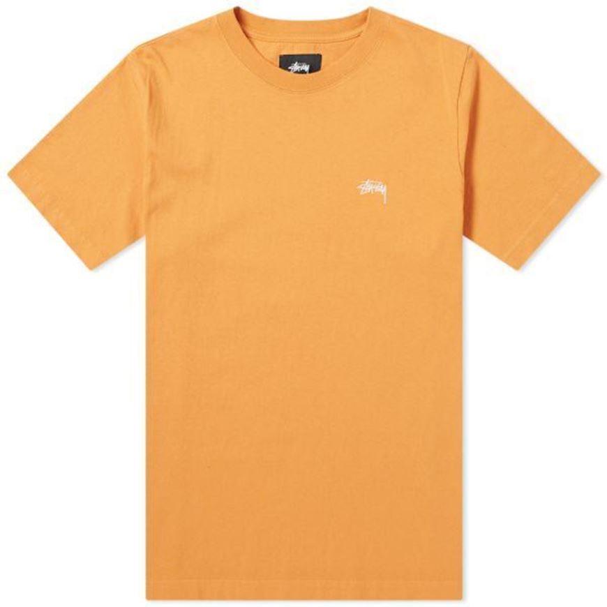 Picture of STOCK S/SL CREW Orange