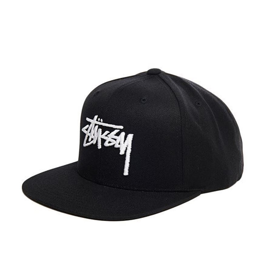 Picture of HO19 STOCK CAP BLACK