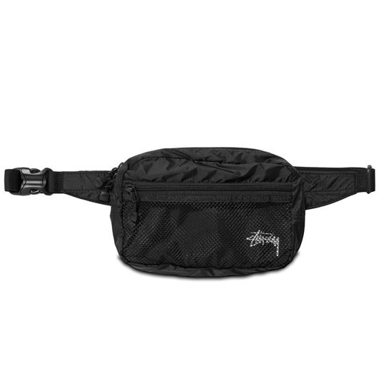 Picture of LIGHT WEIGHT WAIST BAG Black
