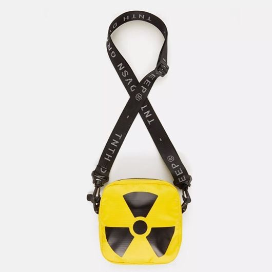Picture of FALLOUT SATCHEL Yellow