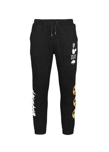 Picture of RADIATED SWEATPANT Black