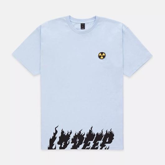 Picture of RADIATED S/S TEE Lt Blue