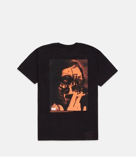 Picture of HEARTLESS S/S TEE Black