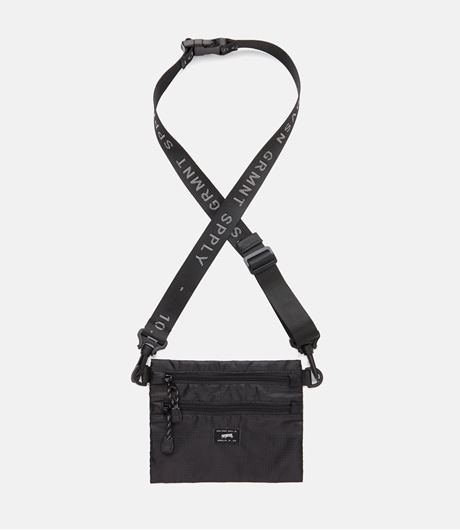 Picture of DIVISION SIDE BAG Black