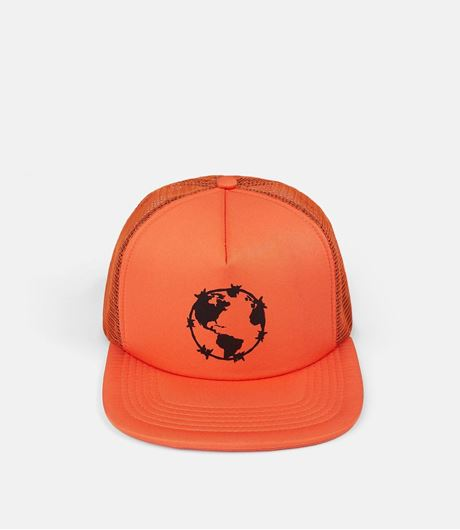 Picture of WORLD PEACE TRUCKER Orange
