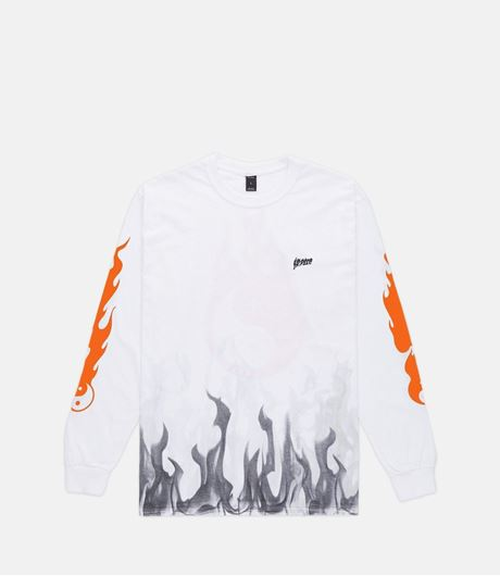 Picture of TAO L/S TEE White