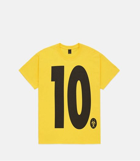 Picture of Big Vision Tee Yellow