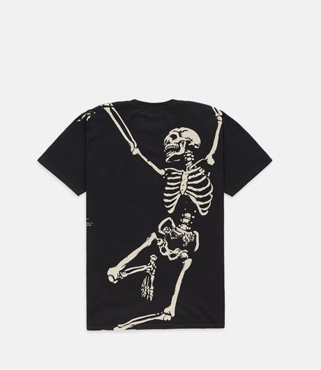 Picture of Dead inside Tee Black