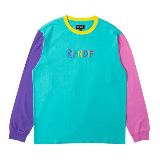 Picture of Embroidered Logo LS Multi