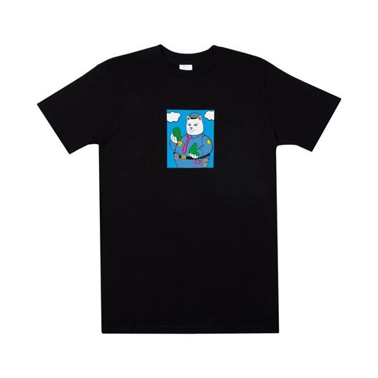 Picture of Confiscated Tee Black