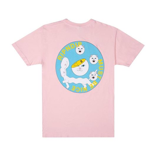 Picture of Smyle Tee Pink