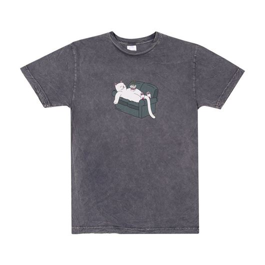 Picture of Noodles Tee Grey Mineral Wash