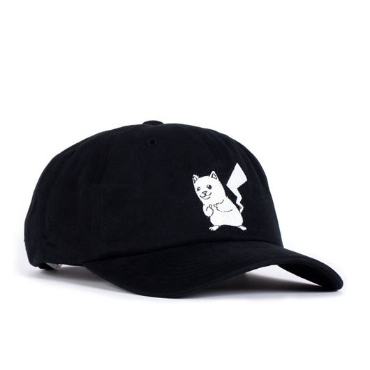 Picture of Catch Em All Strapback Black