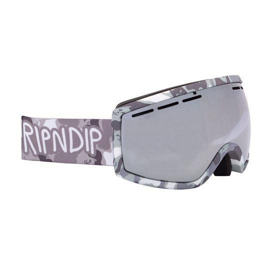 Picture of RIPNDIP Goggles Snow Camo