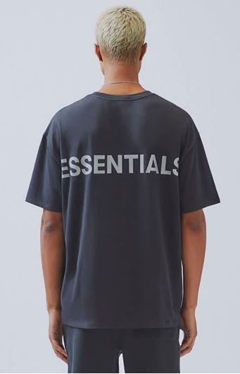 Picture of Fear Of God Essentials Tee Black