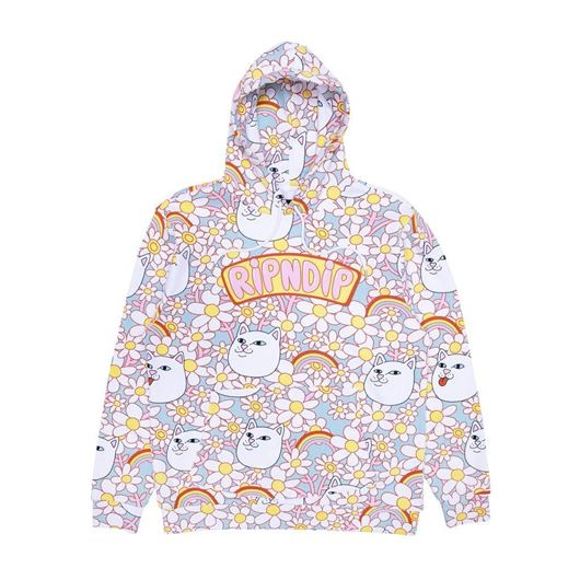 Picture of Daisy Daze Hoodie Multi