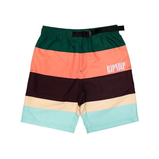 Picture of Chromatic Belt Shorts Multi