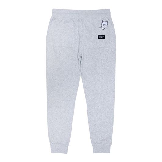 Picture of Peeking Nerm Sweat Pants Heather Grey