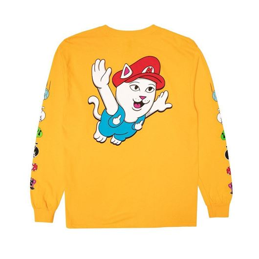 Picture of Nermio L/S Gold