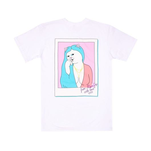 Picture of Love Letter Tee  White