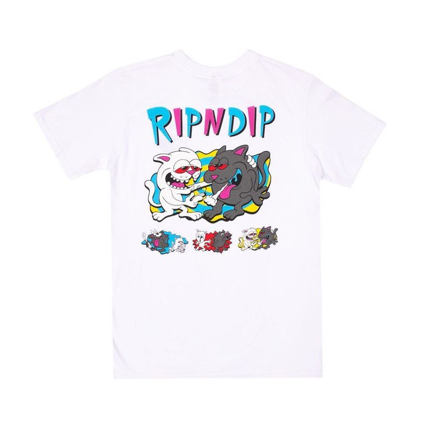 Picture of Hash Bros Tee  White