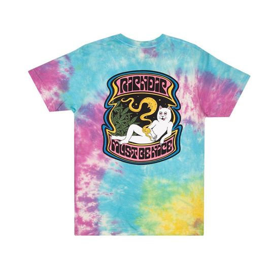 Picture of Moonlight Bliss Tee Tie Dye