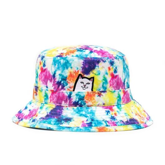 Picture of Lord Nermal Bucket Hat Tie Dye