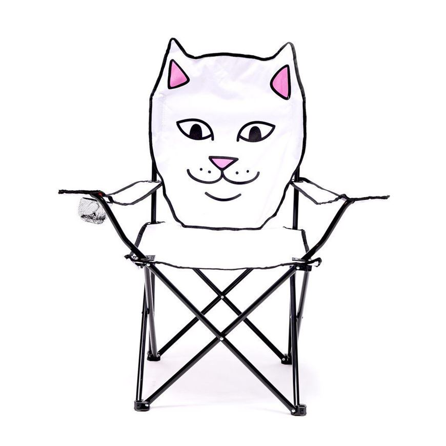 Picture of Lord Nermal Beach Chair  White