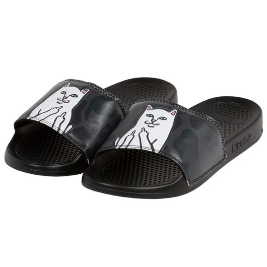 Picture of Lord Nermal Slides Black Camo