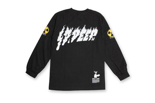 Picture of RADIATED L/S TEE Black